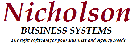 Nicholson Business Systems